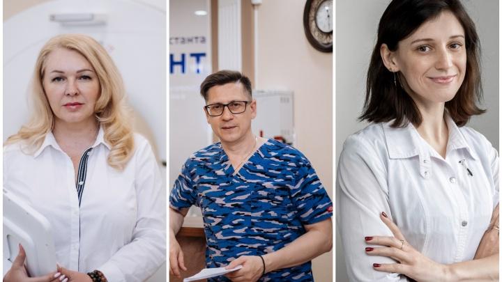 Спасают чужие жизни: врачи Новосибирска, которыми нужно гордиться