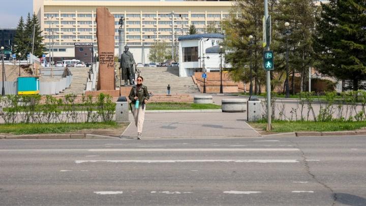 Мэр одобрил строительство подземного паркинга под Театральной площадью