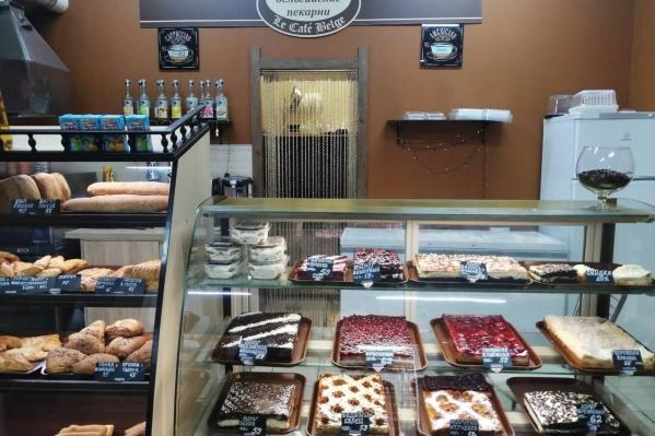 «Бельгийские пекарни» продолжают работать