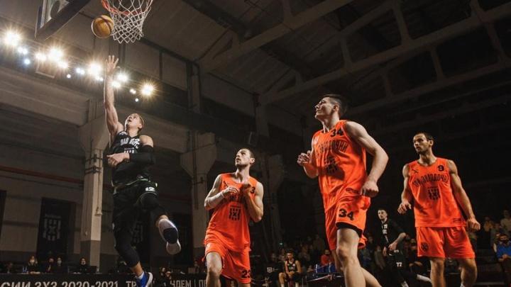 Неделя большого баскетбола 3 x 3: в Перми пройдут три крупных турнира