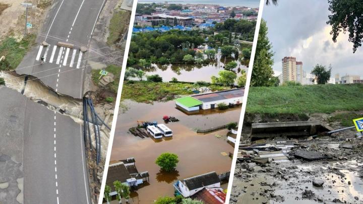 Мезоциклон на Кубани: что натворила стихия в разных городах региона