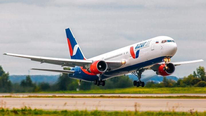 Пассажиру стало плохо на борту чартера Анталья — Челябинск
