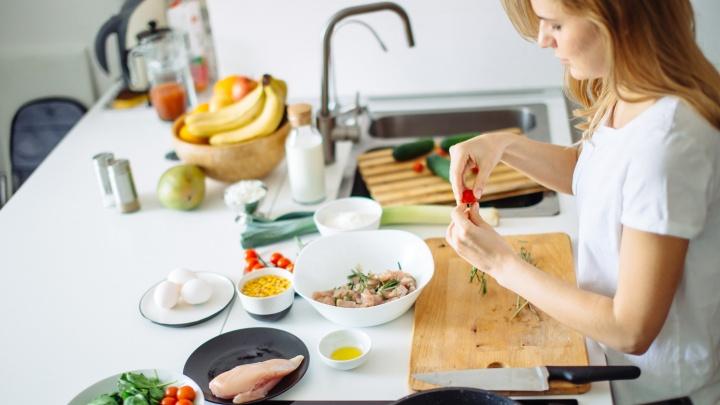 Для нижегородцев создали интерактивную кухню: в ней можно собирать завтраки онлайн