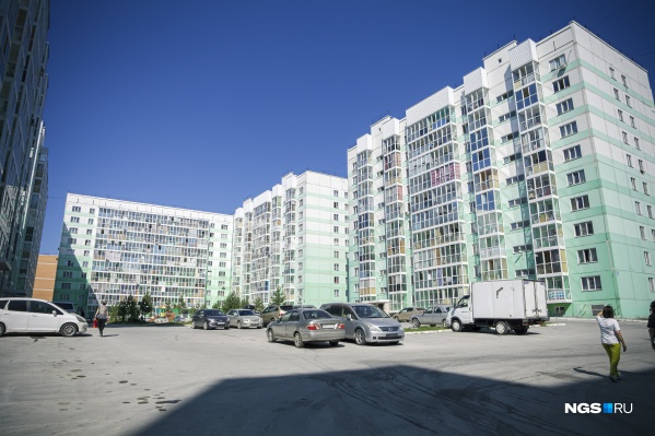 За 16 лет на Плющихинском жилмассиве выросло около 150 многоэтажных домов