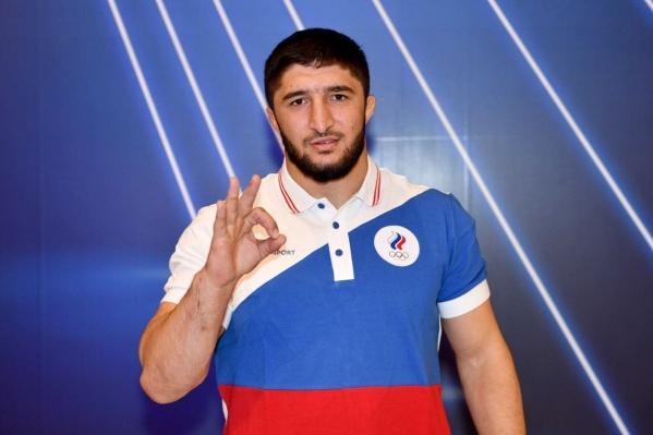 Для Абдулрашида Садулаева это уже второе олимпийское золото