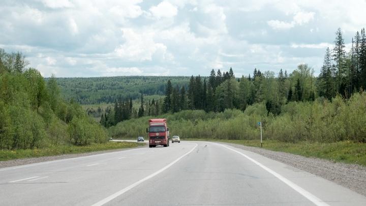 Губернатор Прикамья попросил у президента средства на ремонт трассы до Уфы