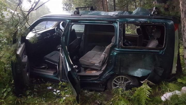 Виновника ДТП с 8 пострадавшими уличили в нелегальных перевозках