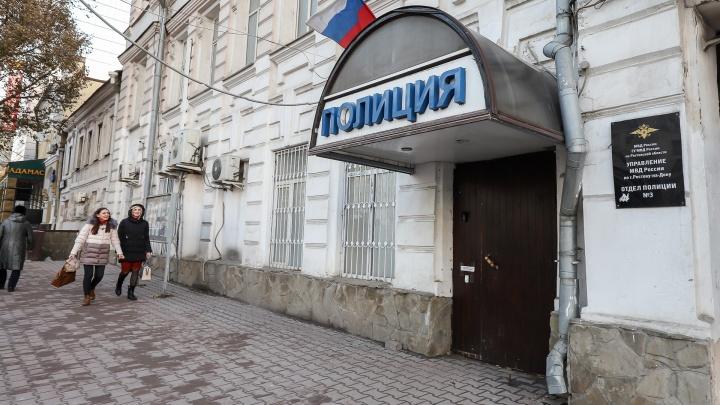 В отделе полиции Ростова умер задержанный мужчина