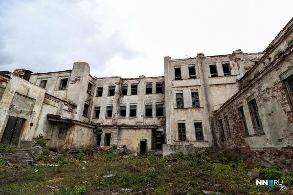 """ДК <nobr class=""""_"""">им. Ленина</nobr> был построен в 1928 году и признан объектом культурного наследия. С 2008 года оно не эксплуатировалось"""