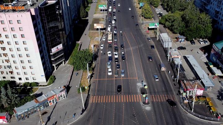 «Опыт Комсомольского распространят на весь город»: власти обосновали неизбежность новой схемы проспекта