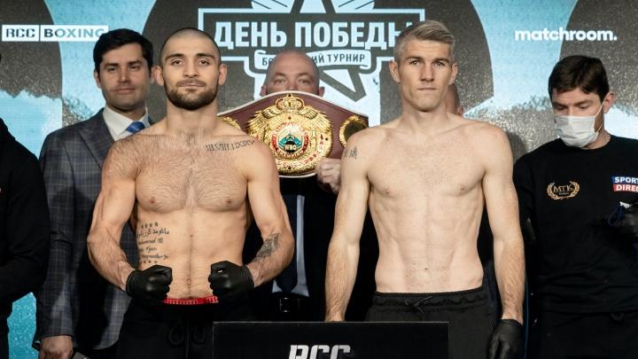 В Екатеринбурге пройдет бой, победитель которого сразится с сыном легендарного Кости Цзю
