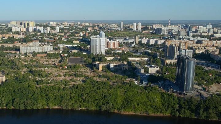 На берегу Волги: началась подготовка к строительству ЖК на территории ЗИМа