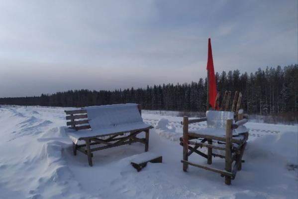 В начале февраля на Шиесе снесли основной лагерь активистов