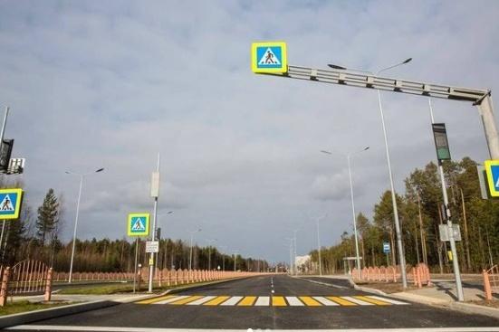 Новая автомобильная дорога соединит северный и западный районы города