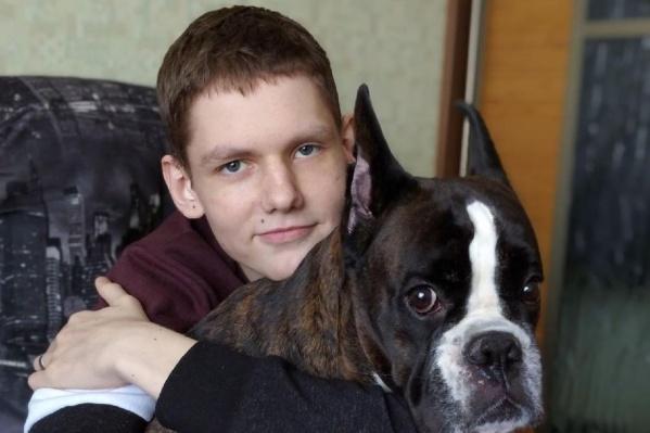 Игорь очень любил животных и хотел взять собаку из приюта, когда будет жить отдельно