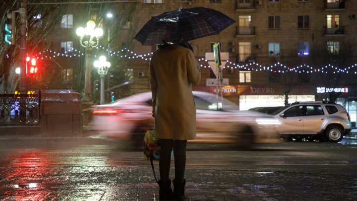 Синоптики продлили неблагоприятный прогноз в Волгоградской области