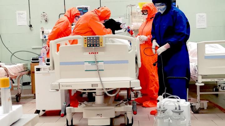 Голубев дал миллионы на ремонт кислородной линии в больнице № 7. Еще пару недель назад власти отрицали проблему