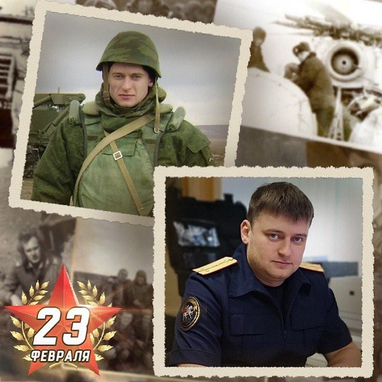 Степан Кривцов служил в Дагестане