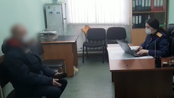 «Я был сильно пьян»: появилось видео допроса мужчины, который пнул 81-летнюю женщину в Бердске