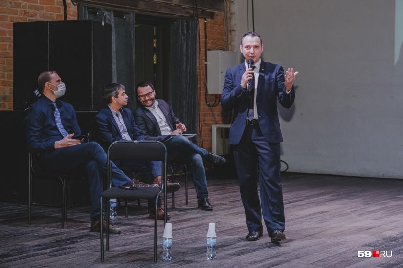 В Перми прошли дебаты кандидатов на пост мэра 11 марта 2021 г | 59.ru -  новости Перми