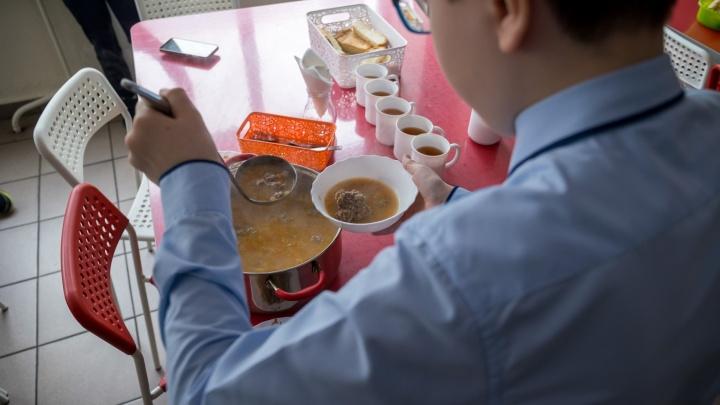 В шахтинском детском саду 60детей отравились после обеда