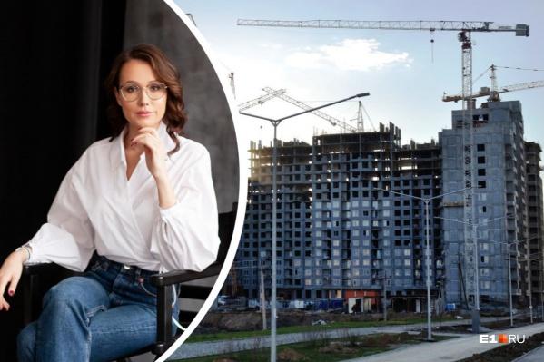 Анастасия Поддубная предполагает, что в росте цен на новостройки отчасти виноваты сами покупатели. Спрос рождает предложение