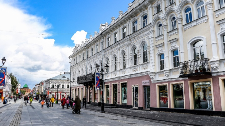 «Город выходного дня». Где погулять в Нижнем Новгороде и не наткнуться на стройку