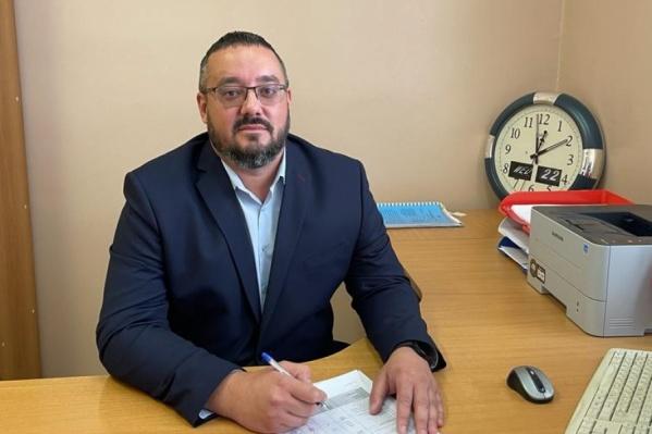 Станислав Баканов вступил в должность главврача Палласовской ЦРБ