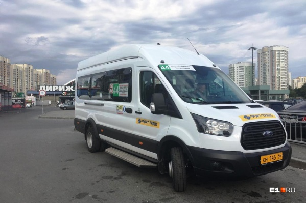 Обслуживать новый маршрут будут пять автобусов