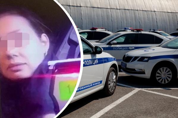 """<nobr class=""""_"""">31-летняя</nobr> тюменка попалась инспекторам в пьяном виде"""