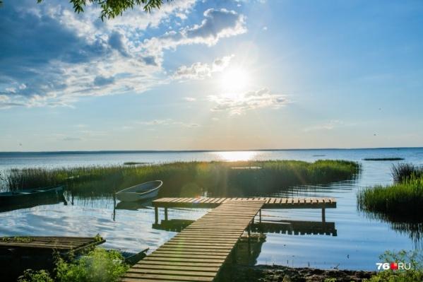 Берегам Плещеева озера грозит застройка не только в центре Переславля, но и в других местах