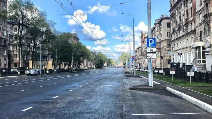 Мэр Новокузнецка обещал исправить плохо отремонтированный проспект Металлургов. Но ничего не происходит