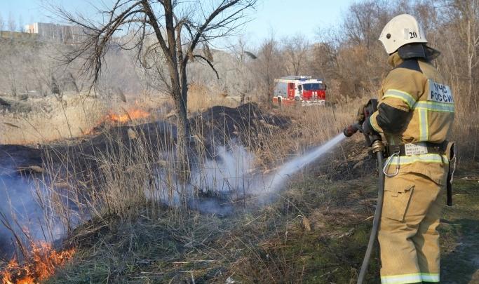 Будем отжигать: в Волгограде администрация заявила, что устроит пожар сразу в четырех районах города