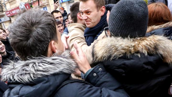 Протесты в Нижнем Новгороде. Смотрим стрим NN.RU