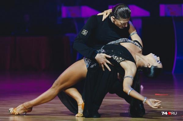 Соревнования по спортивным танцам — всегда праздник грации и страсти