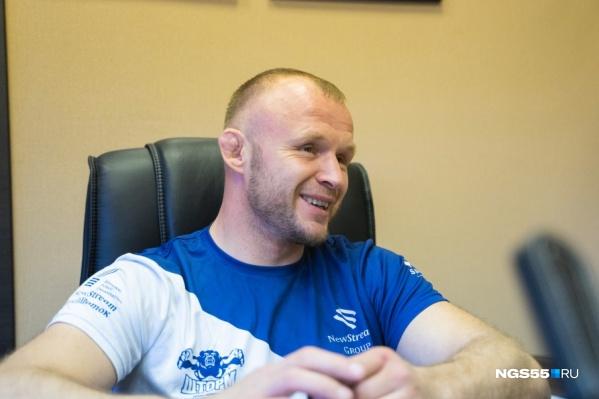 Александр Шлеменко считает, что уфимец Владимир Санкин не заслуживает наказания