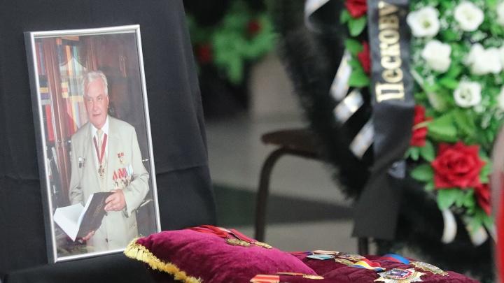 В Ростове похоронили экс-директора «Ростсельмаша»