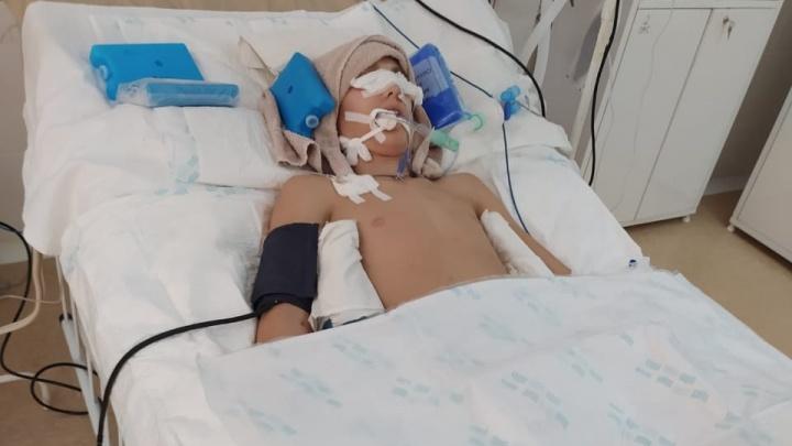 Мать мальчика, впавшего в кому после соревнований в Башкирии: «Если выживет, останется овощем»