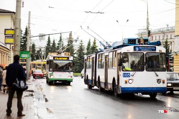 Изменения в транспортной схеме Ярославля стартуют с 1 июля 2021 года
