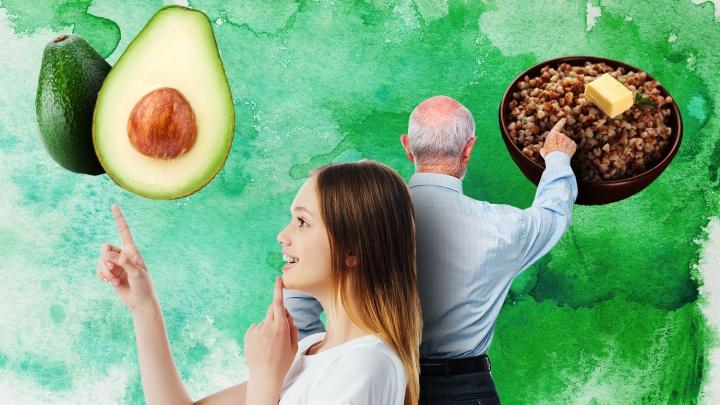 «Брускетта с авокадо по цене полноценного ланча»: как разные поколения относятся к еде
