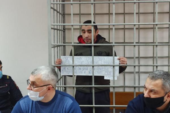 Арсен Мелконян уверен, что обвиняется несправедливо