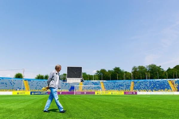 Последним местом работы Сёмина был московский «Локомотив»