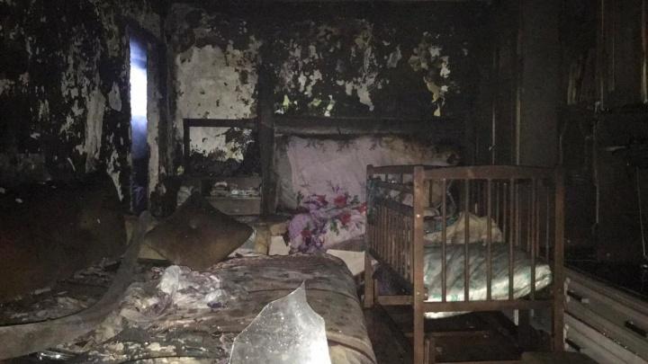 Умерли трое детей: названа причина смертельного пожара в Безенчукском районе