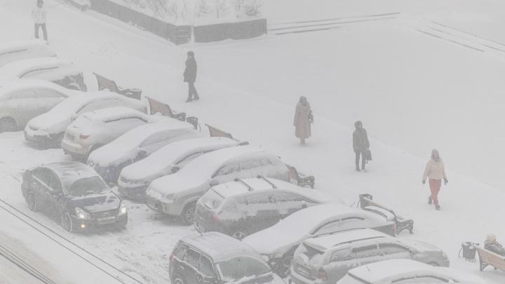 Дойдет ли до Новосибирска сильная метель из Омска? Прогноз погоды от синоптиков