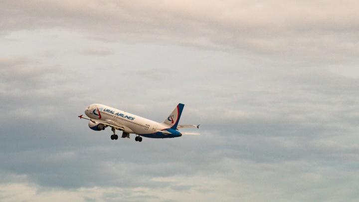 Пассажирке самолета стало плохо по пути в Омск — борт посадили в Перми