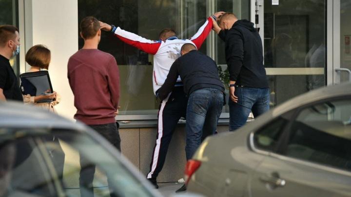 Полиция задержала 30 человек после криминальной сходки в Екатеринбурге
