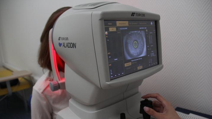 И стар и млад: уральская клиника проведет акцию, которая поможет сохранить зрение каждому горожанину