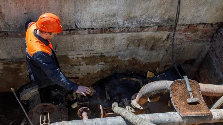 Готовь трубы летом: где в Волгограде в мае отключат горячую воду
