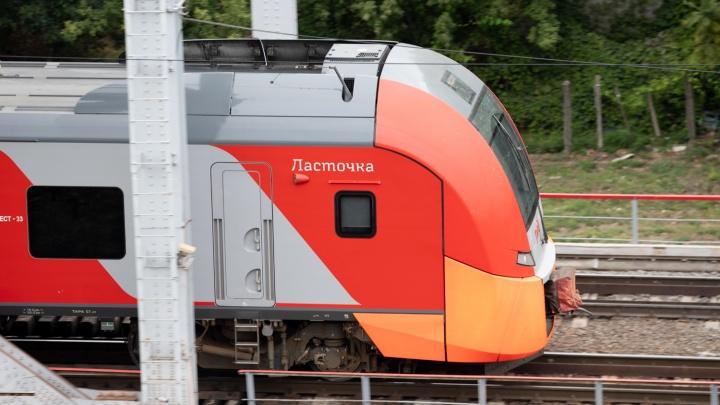 В Сочи из-за реконструкции тоннеля отменят пять маршрутов «Ласточки»