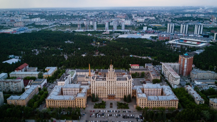 Куда растёт Челябинск: считаем новостройки города